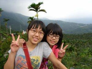 Nicole and Jenny