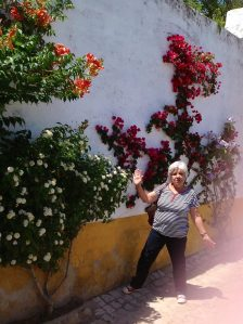 My beautiful Nanny in Portugal!